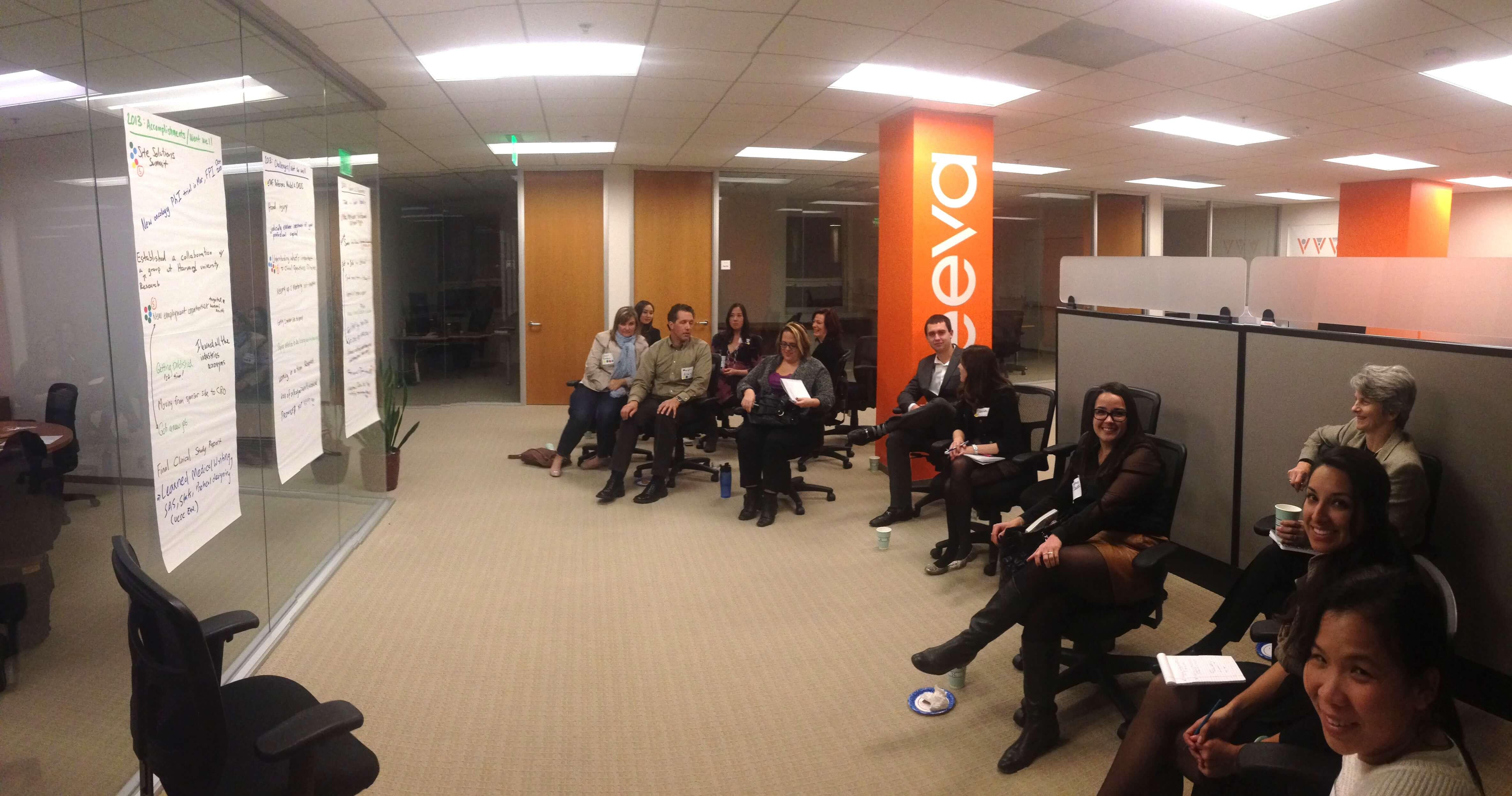 Veeva San Francisco Hosts ClinOps Toolkit Meetup